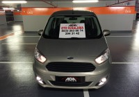 Ford courier 1.5 tdci Manuel